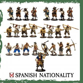 Spanish Nationality Starter Set 1