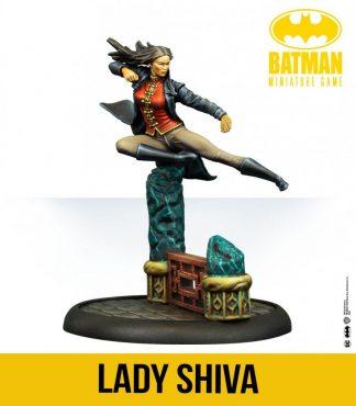 Lady Shiva 1