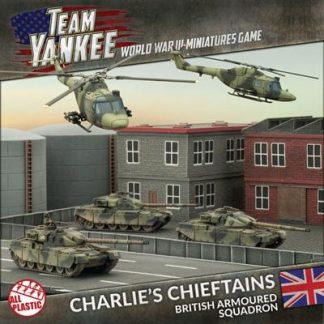 Charlies Chieftans (2017) 1