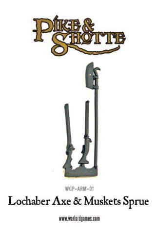 Lochaber Axe & Muskets Sprue 1