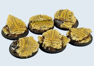 Temple Bases, WRound 40mm (2) 1