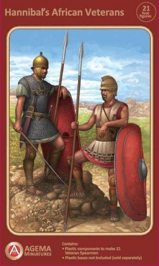 Imperial Romans Hannibal's African Veterans 1