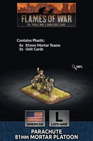 US Parachute Mortar Platoon 1