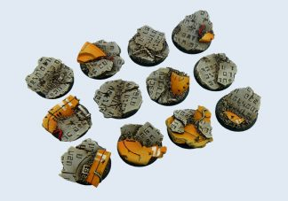 TauCeti Bases, Round 25mm (5) 1