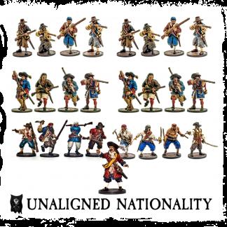 Unaligned Nationality Set 1