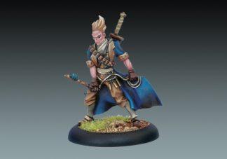 Master Tunnard Gildon, Cygnaran Wizard 1