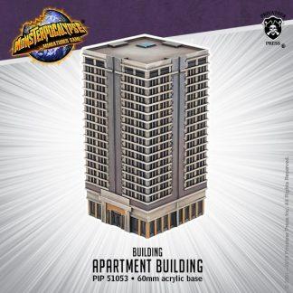 Monsterpocalypse Apartment Building 1