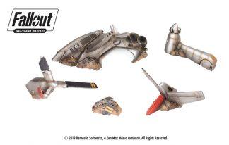 Fallout: Crashed Vertibird 1