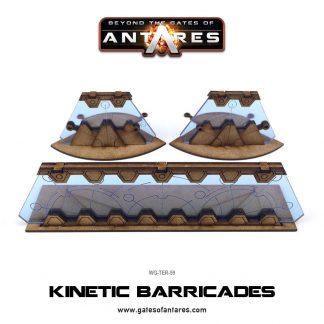 Kinetic Barricades 1
