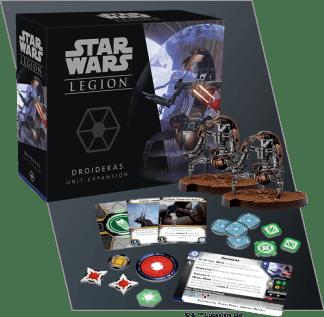 Star Wars Legion: Droidekas Unit 1