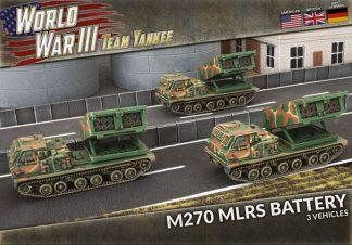 M270 MLRS Rocket Launcher Battery 1