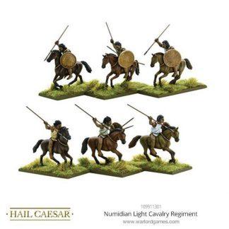 Numidian Cavalry Regiment 1