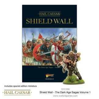 Shield Wall - The Dark Age Sagas volume I 1