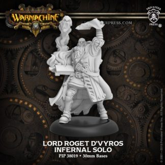 Infernal Lord Roget d'Vyros 1