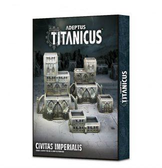 Adeptus Titanicus: Civitas Imperialis 1