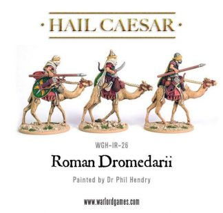Early Imperial Romans Camel Riders 1