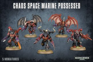 Chaos Space Marines Possessed 1
