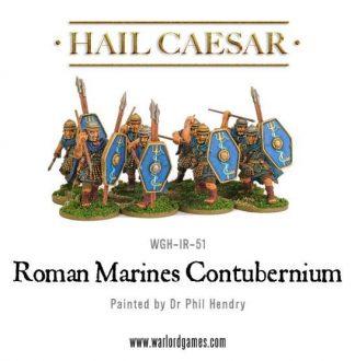 Early Imperial Romans Marines Contubernium 1