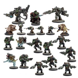 Deadzone V2 Marauder Faction Starter 1