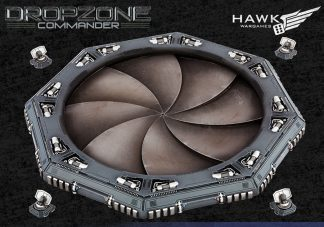 Dropzone Commander Underground Hangar 1
