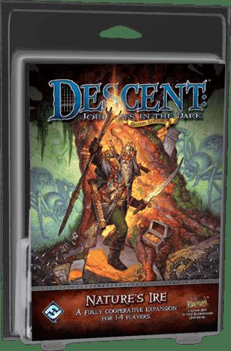 Descent: Nature's Ire 1