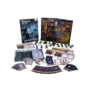 Dungeon Saga: The Warlord of Galahir 1