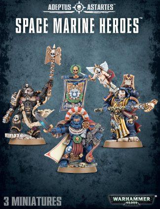 Space Marine Heroes 1