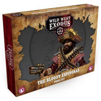 WWX: The Bloody Espinosas Posse 1