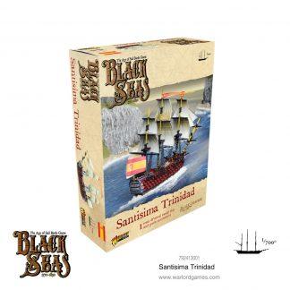 Black Seas: Santisima Trinidad 1