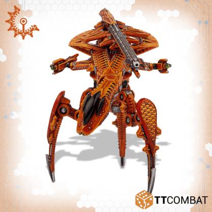 Shaltari Ocelot / Panther Warstrider 1