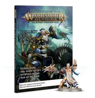 Getting Started with Age of Sigmar (2018) 1