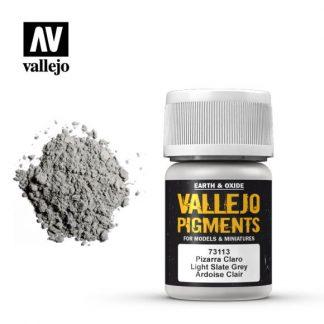 Vallejo Pigment - Light Slate Grey 1