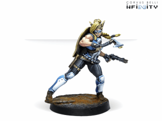 Valkyrie, Elite Bodyguard Convention Exclusive Model 1