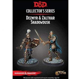 D&D: Dezmyr & Zalthar Shadowdusk 1