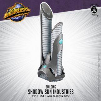 Monsterpocalypse Shadow Sun Syndicate Industries 1