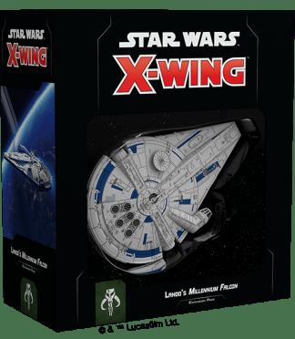 Star Wars X-Wing: Lando's Millennium Falcon 1