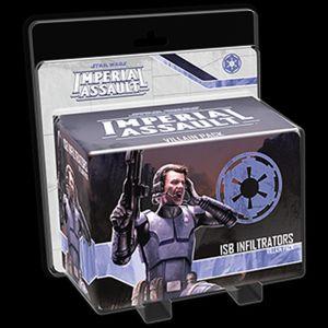 ISB Infiltrators Villain Pack 1