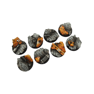 TauCeti Bases, Round 32mm (4) 1
