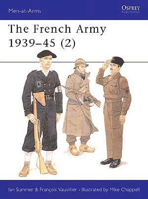The French Army 1939-45 (2) 1