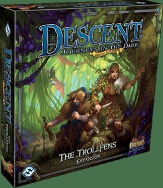 Descent: The Trollfens 1