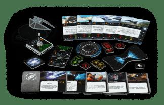 Star Wars X-Wing: TIE/sk Striker 1