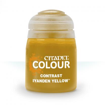 Contrast: Iyanden Yellow 1