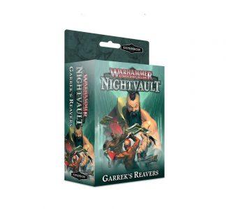 Warhammer Underworlds: Garrek's Reavers 1