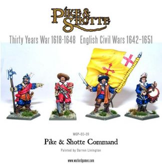 Pike & Shotte Command Group 1