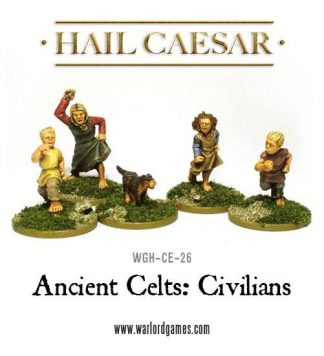 Ancient Celts Civilians 1