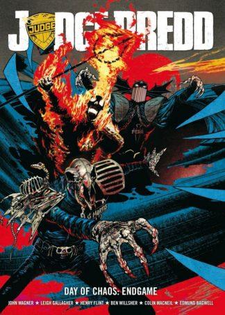 Judge Dredd: Day of chaos - Endgame (Paperback) 1