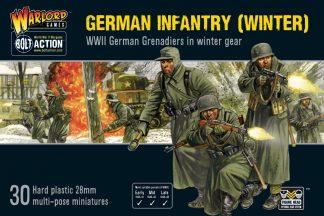 German Infantry (Winter) 1