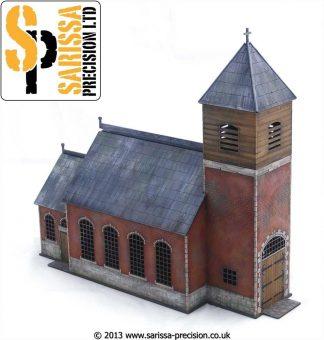 Waterloo Plancenoit Church 1