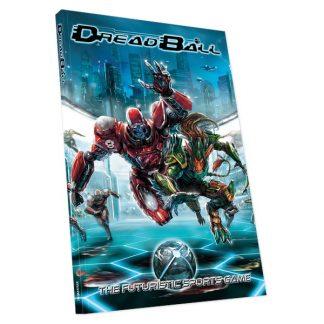 DreadBall 2 Collector's Edition Rulebook 1