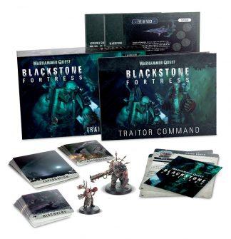 Blackstone Fortress: Traitor Command 1